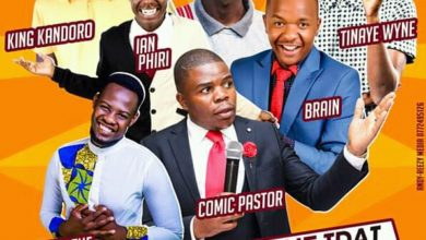 Photo of Cyclone unites local comedians