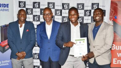 Photo of Zimpapers dominates at Sports journalists awards.