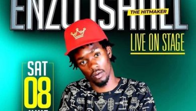 Photo of Enzo Ishall to perform in the UK