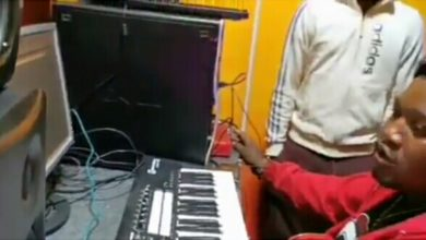 Photo of Seh Calaz opens studio in Mbare.