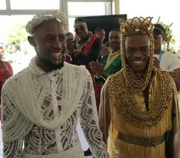 Wedding Menu Ideas In Zimbabwe: Celebrities Dazzle At Somizi And Mohale's Traditional