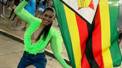 Photo of Top 5 female celebs who are proud of the their Zimbabwean roots.