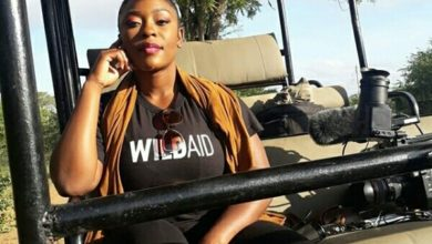 Photo of Rumbi Takawira and Jah Prayzah roped in Wildlife campaign.