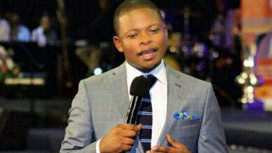 "Photo of ""We are not going anywhere, we are still around"" Bushiri responds to Java's death claims."