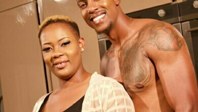 "Photo of ""Love hits you when you don't see it coming"" Plaxedes Wenyika drools over her new man."