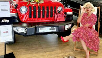 Photo of Top 6 celebrities who bought new cars in 2019