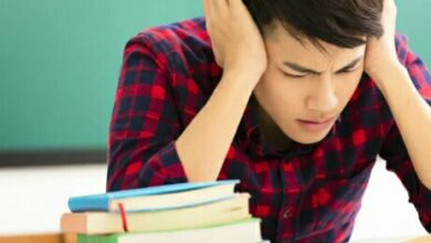 Photo of Top 10 ways you can help your child cope with exam stress.