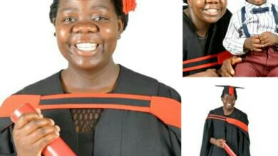 Photo of Young lawyer, Advocate Gina Mabwe shines.Dishes out advice to all working women.