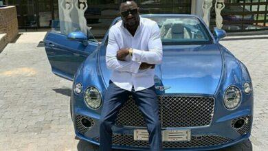 Photo of ZIMRA pounces on Ginimbi's new Bentley.