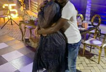 Photo of Madam boss does not care about the backlash for intimate pose with brother in law