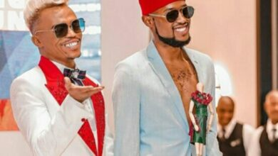 Photo of Sweet:Mohale ropes in Berita for a massive valentine's day suprise for Somizi