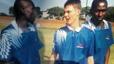 Photo of DJ Stavo shares major throwback pic