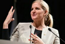 Photo of Kirsty Coventry promises to deal with stadiums issue