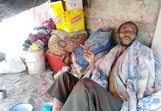 Photo of Gravely ill man kicked out of family house by sibling