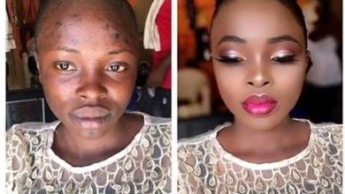 """Photo of """"Make up is fraud"""" Men speak out"""