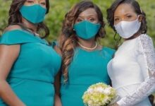 Photo of Masks set new wedding trend