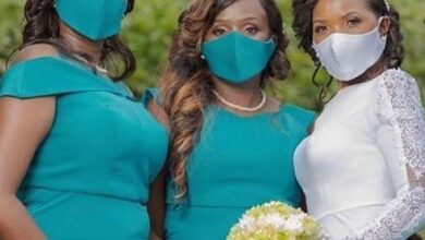 Photo of Masks set new wedding trend