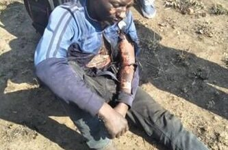 Photo of Electricity cable thief nearly electrocuted