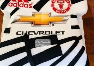 Photo of Pam cakes causes furore with new look Manchester United cake