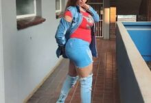 Photo of Social media weighs in on Bev Sibanda's weight gain