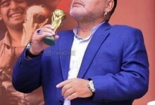 "Photo of ""I saw Maradona in heaven"" prophet Madungwe speaks"