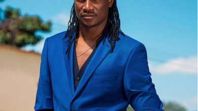 Photo of Jah Prayzah in seduction storm.