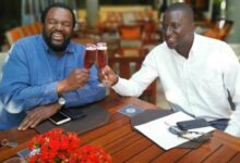 Photo of James Makamba's emotional tribute to his son