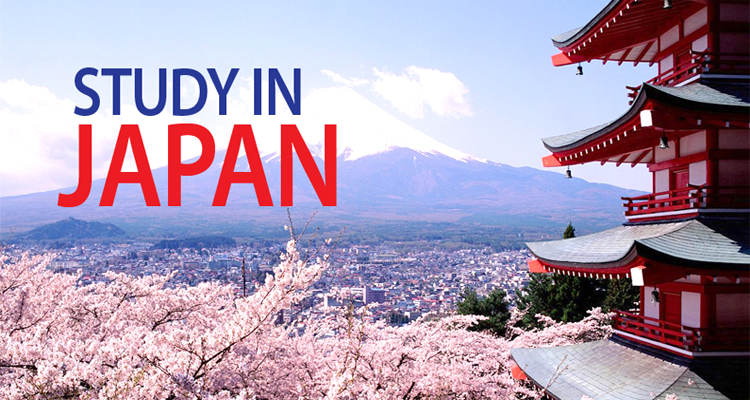 Japanese Government Scholarships for Undergraduates