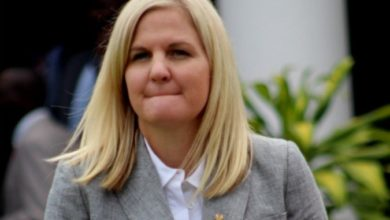 Photo of Kirsty Coventry Bashes ZIFA