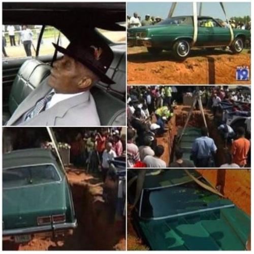 Video: Madala Buried In His Car