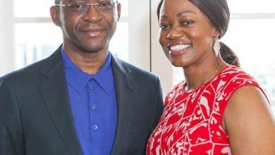Photo of Zimbabwe's power couples
