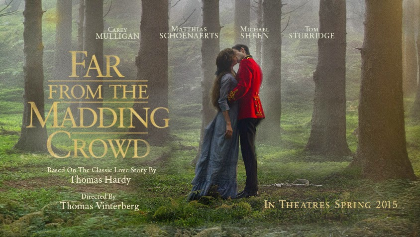 Photo of Movie Review:  Far from the madding crowd movie review