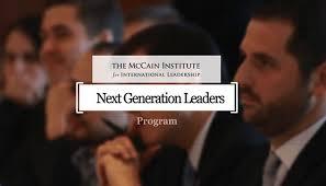 Photo of 2019 Next Generation Leaders Program