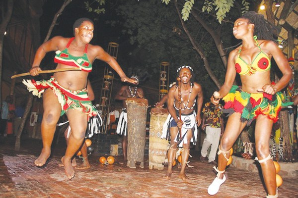 Top Six Reasons To Visit The Boma Near Victoria Falls