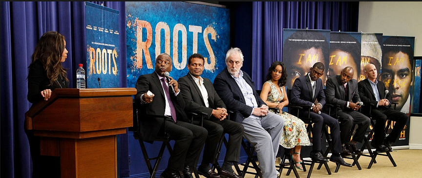 Photo of Careers: Interview with Roots producer LeVar Burton (who played Kunta Kinte)