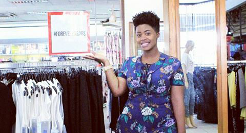 Misred Goes Post Baby Shopping at Edgars