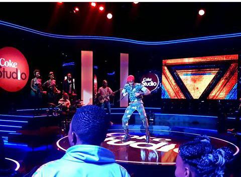 Jah Prayzah Joins Other African Stars On Coke Studio 2017