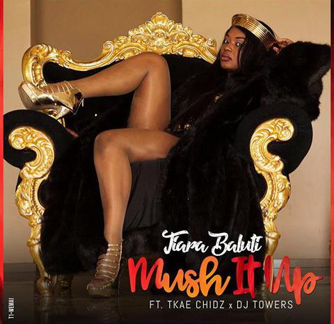Tiara Baluti Wants to 'Mush It Up'