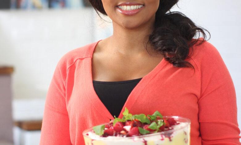 Photo of Sweet:Siba Mtongana gives culinary advice during lockdown
