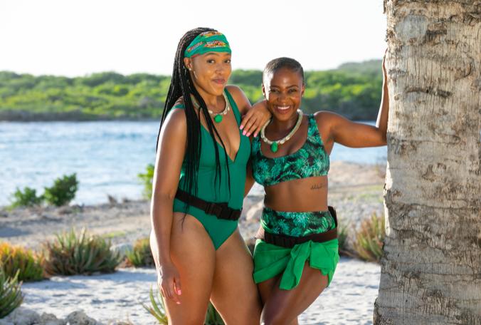 Simphiwe Ngema and Siya Mfenyana open up about their Tropika Island of Treasure experience