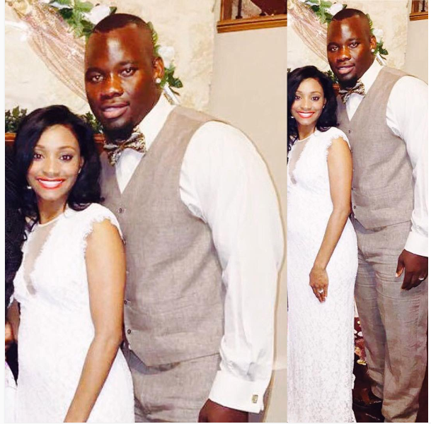 Stanlsy Maponga Shows Off His Woman