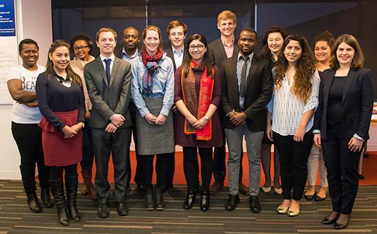 World Bank Group Analyst Program