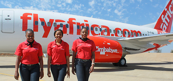 Photo of Fly Africa Zimbabwe suspends flights for four days