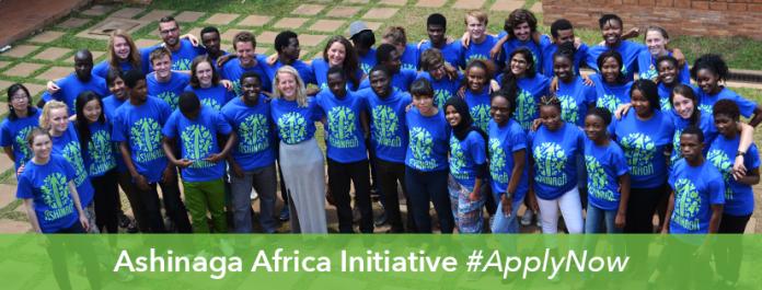 Ashinaga Africa Initiative 2018 Leadership Program