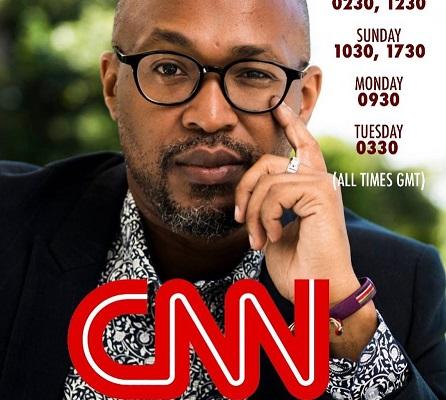 Carl Joshua Ncube Joins CNN African Voices