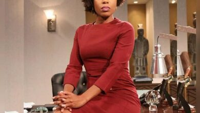 Photo of Soapie lovers blown away by Boniswa's glamourous transformation#Scandal