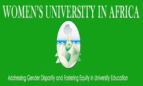 Photo of 8 job vacancies available at Women's University in Africa.