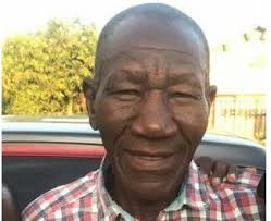 Photo of Zimbawe's fastest man dies.