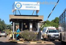 Photo of Parirenyatwa hosptal cleared of corona virus