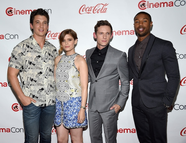 Photo of The Fantastic Four Official Trailer